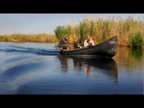 Sunday Savorings: Inspiration from Danube Delta, Romania