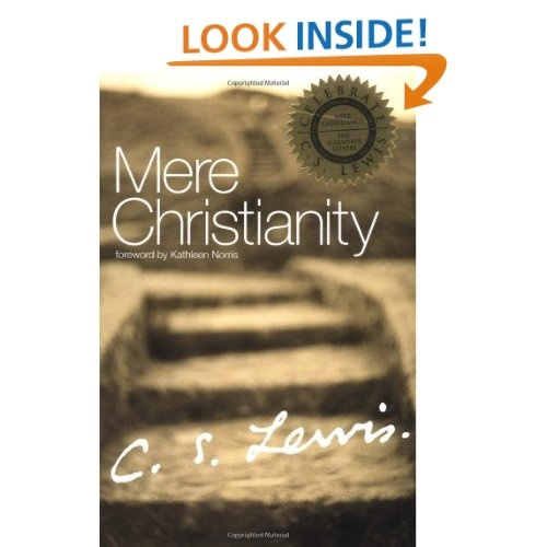 Famous atheist-turned-Christian-apologist C. S. Lewis makes THE definitive argument for faith in