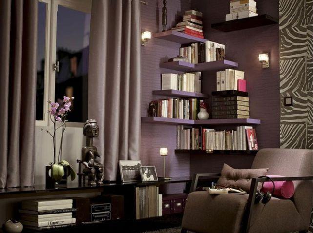 biblioth que originale d co design int rieur pinterest books. Black Bedroom Furniture Sets. Home Design Ideas