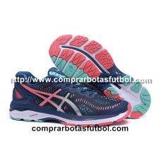 Mejores Zapatillas De Running Asics Gel Kayano 23 Hombre Azul Plateado Rosa