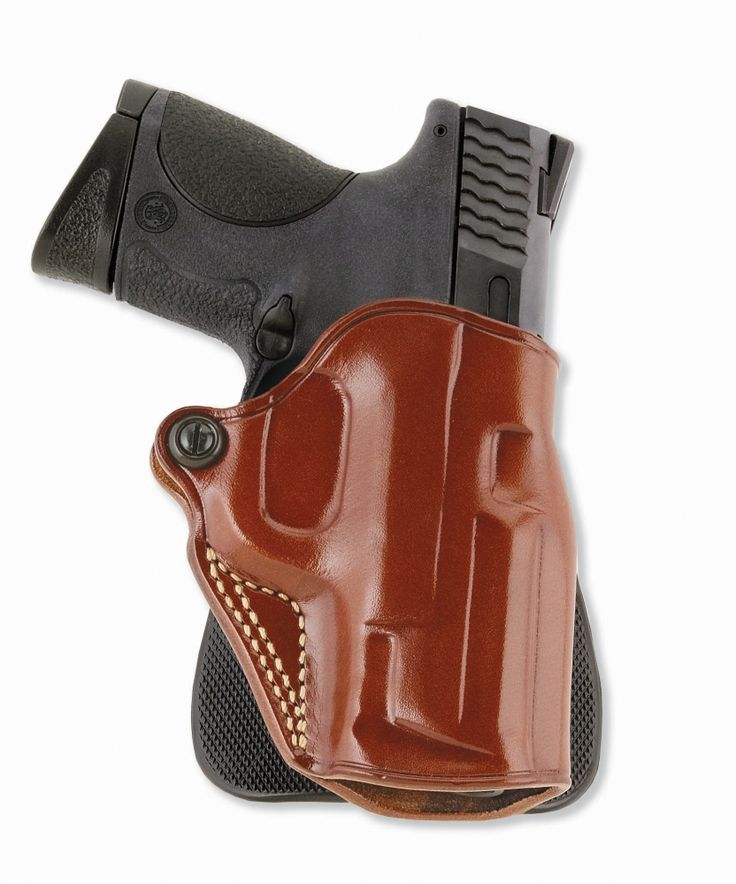 SPEED PADDLE HOLSTER: Holsters & Ammo Carriers: Paddle Holsters at Galco