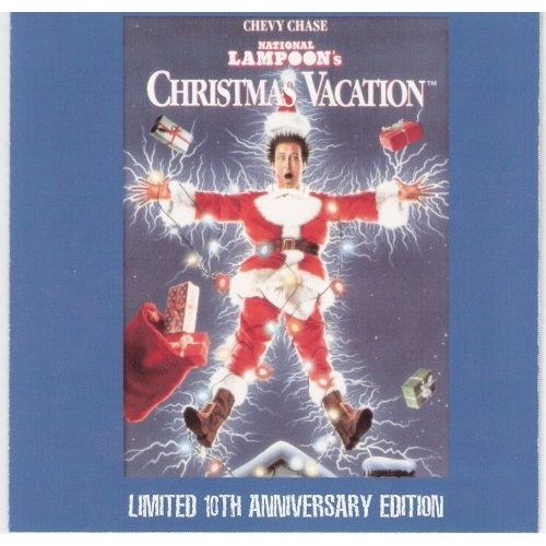 Christmas Vacation movie music SOUNDTRACK (We already have the DVD)