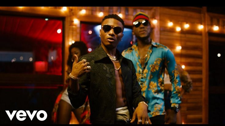 DJ Spinall & Wizkid - Nowo (Official Video)