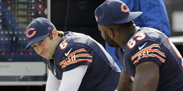 Jay Cutler has seemed bulletproof for the Chicago Bears for a long time. A lost 2014 season seems to have been the straw that broke the camels' back.