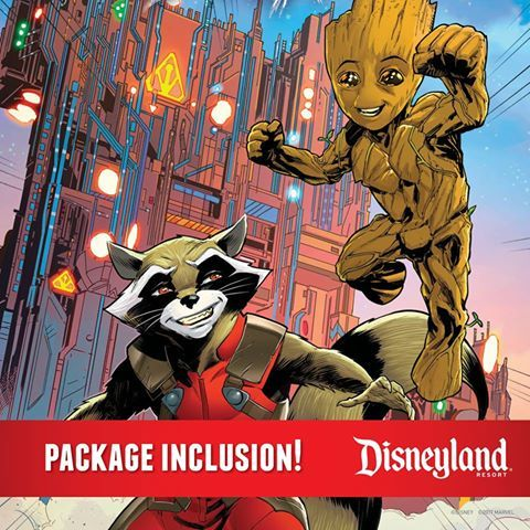 Disneyland Announces Limited Time 'Summer of Heroes' Package Special