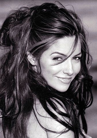 Vanessa Marcil- according to Prince, the Most Beautiful Girl in the World