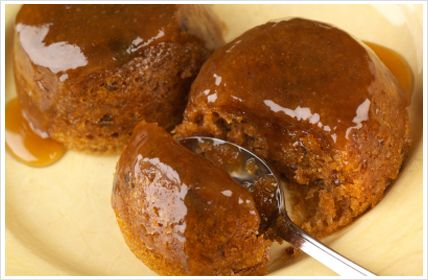 South-Africa - Malva Pudding: A sweet pudding of Dutch origin, Malva Pudding is usually served hot with custard or ice-cream. Made with apricot jam, this typical South African dessert has a spongy, caramelised texture
