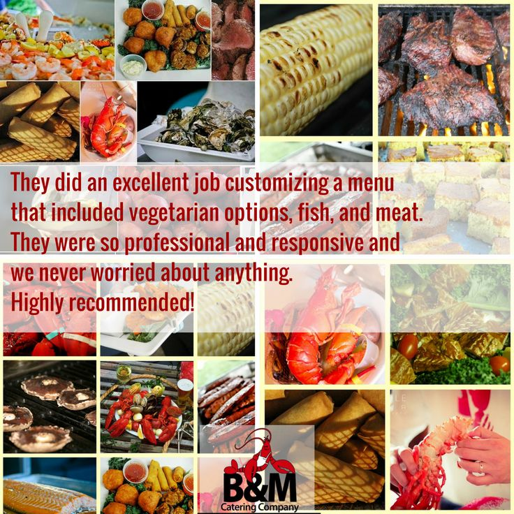 Customizing Your Wedding Menu 83 best Catering