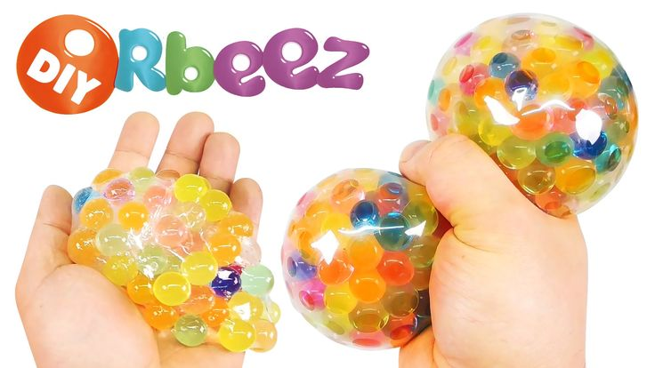 Squishy Ball Ingredients : 85 best images about Orbeez Crafts on Pinterest