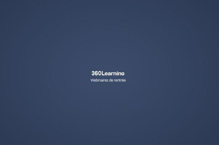 """Jeudi 2 octobre : Webinaire 360Learning dédié aux MOOC, pour les établissements d'enseignement ou les organismes de formation / présenté par Clément Lhommeau, VP of Marketing chez 360Learning et auteur du livre """"MOOC : l'apprentissage à l'épreuve du numérique"""" aux Editions FYP."""