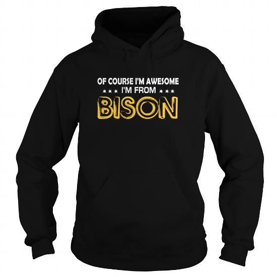 Cool Awesome From Bison  TeeForBison T shirts
