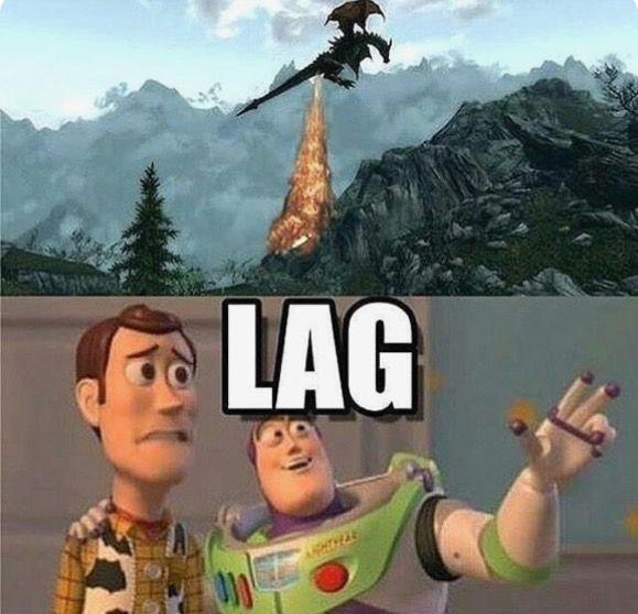 Momos De Skyrim Skyrim Funny Funny Gaming Memes Funny Games