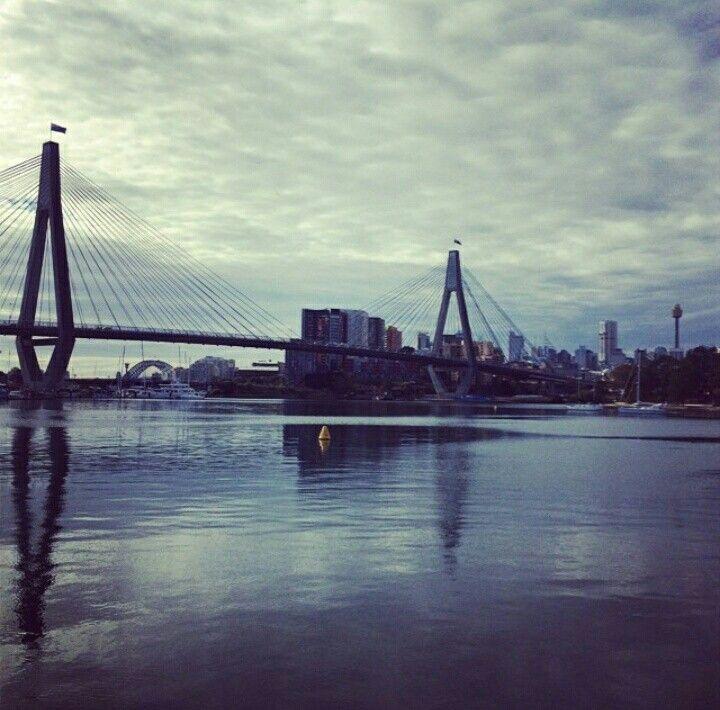 #Sydney #bridge #harbour