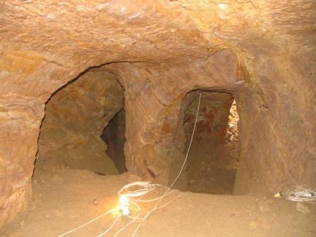 aydıntepe-yeraltı şehri