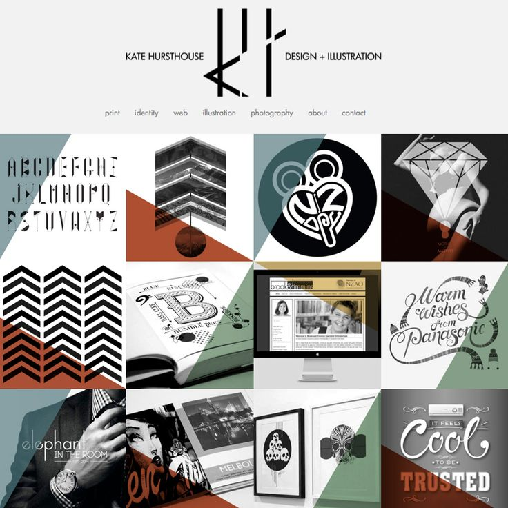 Website updated and refreshed with new work - www.katehursthouse.com