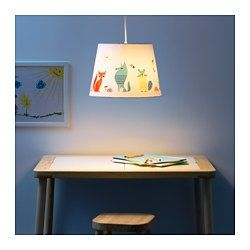 "JÄTTENDAL Shade, multicolor - 13 "" - IKEA"
