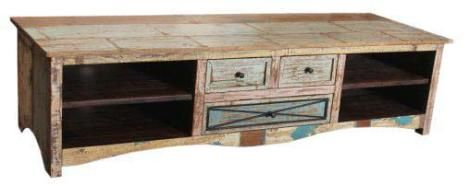 Atlantic TV Unit 3 Drawer