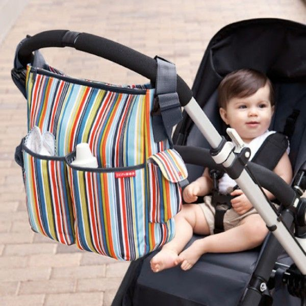 Skip hop bags NZ provides revolution in designing forms of bags. As the bags comes in stroller form therefore these are handy way of carrying your children useful things.