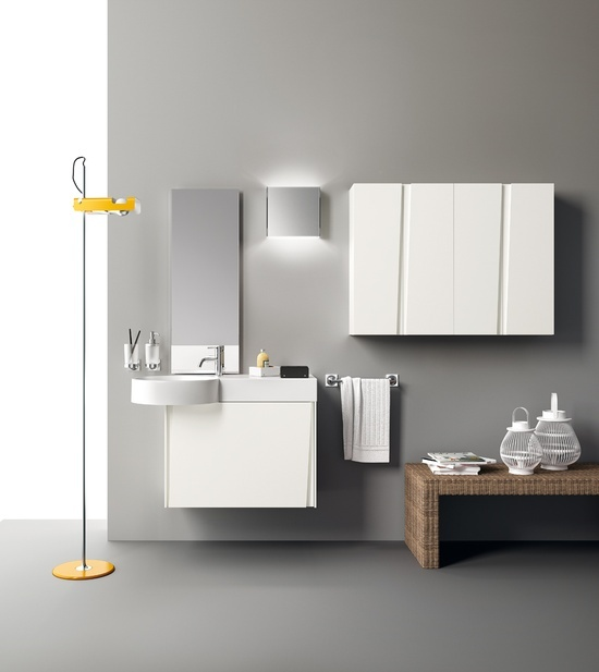 Lagu Collection by Scavolini Bathroom. Something is changing in the #bathroom world. The #bathroom according to Scavolini. #ScavoliniBathroom