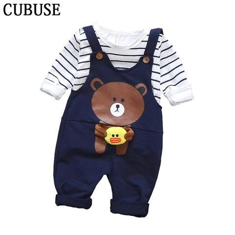8669fbf37152e Autumn Baby boy clothes bebe boys clothes set little Baby Infantil ...