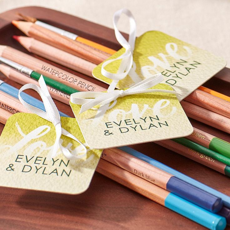 Wedding Gift For Artsy Couple : about Wedding Favors and Gifts on Pinterest Wedding favour gift ...