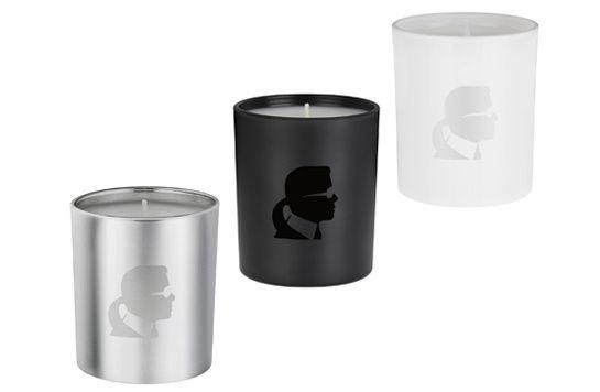 Oud & Bois de santal, Figue & Poivre noir, Essence rare, Karl Lagerfeld by Welton London, €45 each.