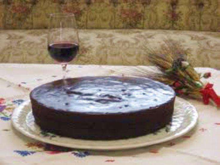 Ricetta torta ubriaca di anna moroni