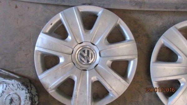 VW Polo Vivo hubcap - Used