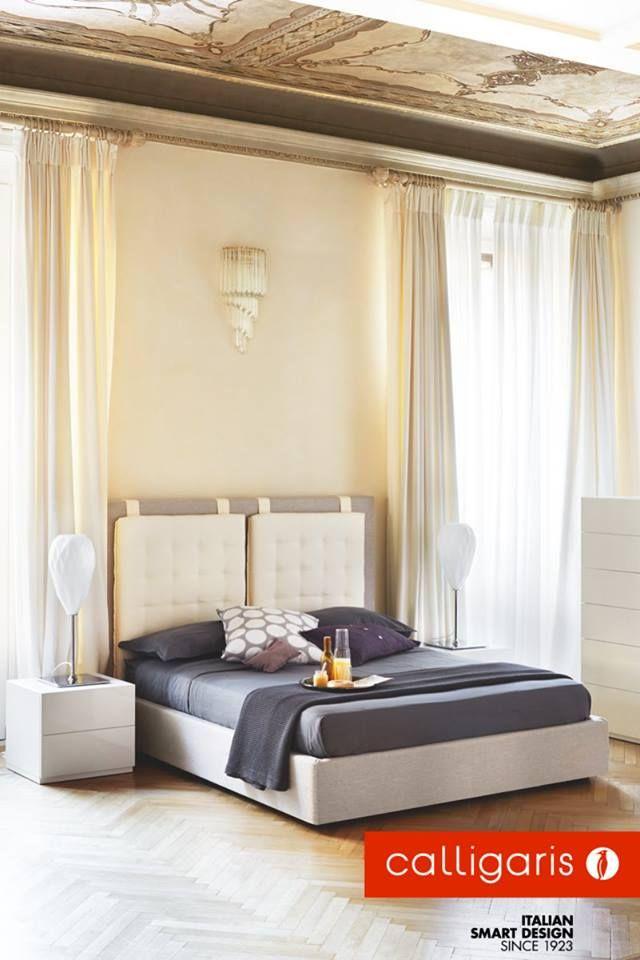 La camera da #letto è il luogo più intimo della #casa. Arredarla con cura e ottimizzare gli spazi significa sentirsi bene con la parte più profonda di noi stessi. www.magic-house.it