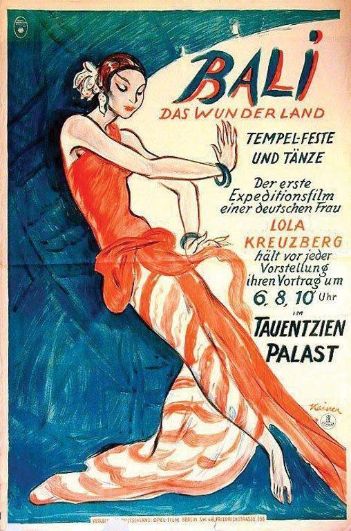 Bali / The Wonderland (1927) | von Susanlenox