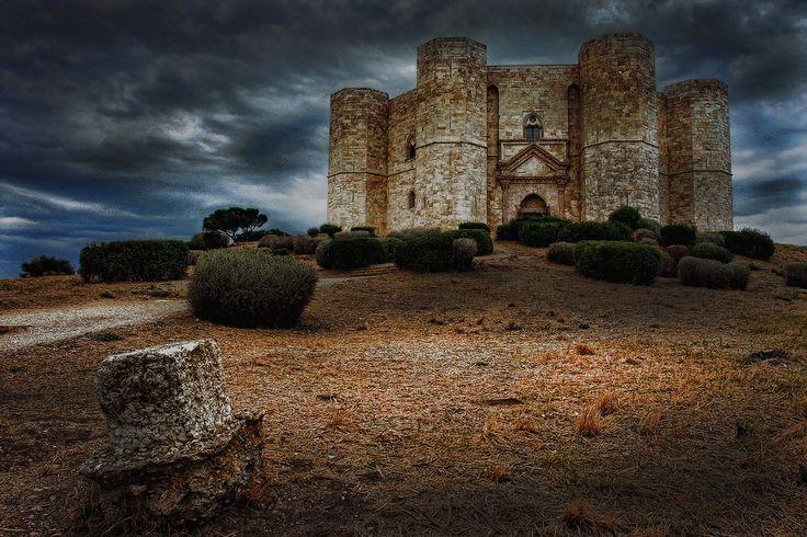 Castel Del Monte, Puglia     #TuscanyAgriturismoGiratola