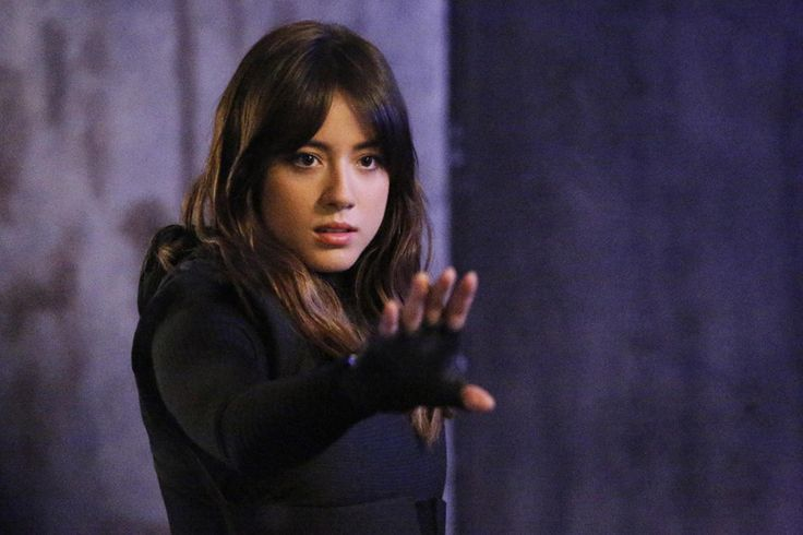 Check Out Chloe Bennet's New Inhuman Haircut for Agents of S.H.I.E.L.D.