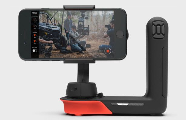Meet the Most Portable, Adaptable and Intuitive Movi Smartphone Cinema Robot - http://blog.planet5d.com/2017/12/meet-portable-adaptable-intuitive-movi-smartphone-cinema-robot/