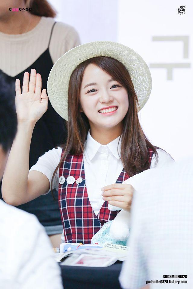 Sejeong ♪ gugudan/I.O.I