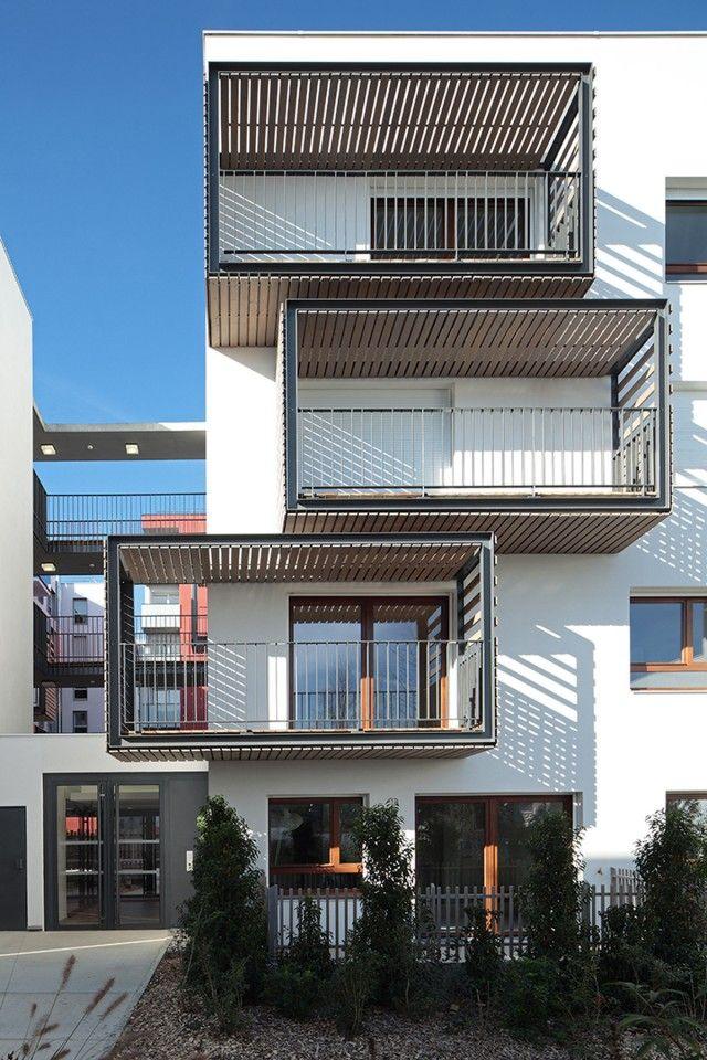 Eco Quartier Carnot-Verollot Ivry-sur-Seine / Archikubik
