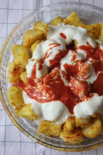 NESRiN`S KÜCHE: Kartoffel-Mantı / Patates Mantısı