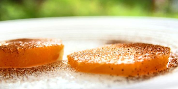 Appelsin med kanel og sukker / Oranges with cinnamon an suger makes a great and simple dessert