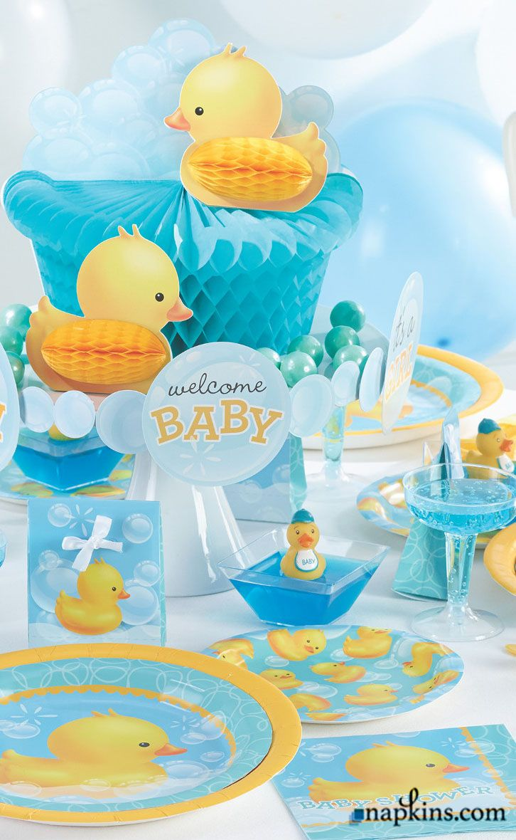 Bubble Bath Baby Shower: Absolutely Adorable, Enchanting Theme For  Celebrating Baby Showers Or First