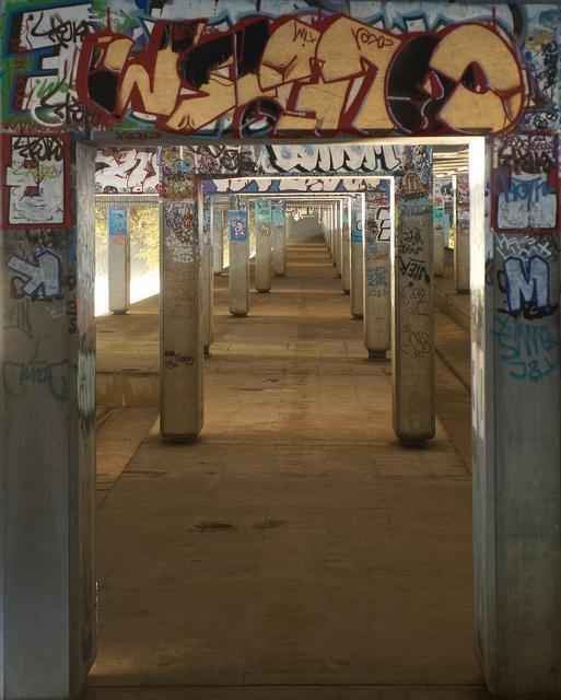 Unigate Graffiti. by Romany WG, via Flickr