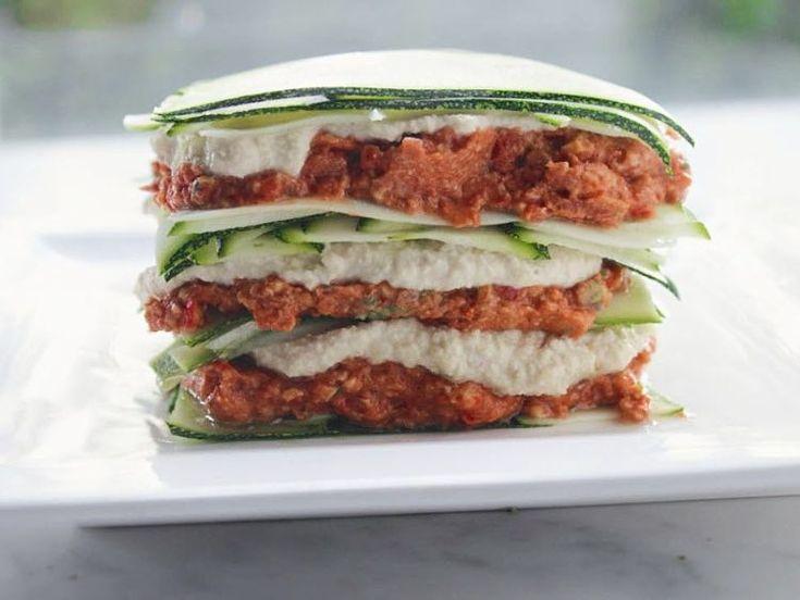 DIY-Anleitung: Vegane Lasagne mit Zucchini selber zubereiten via DaWanda.com