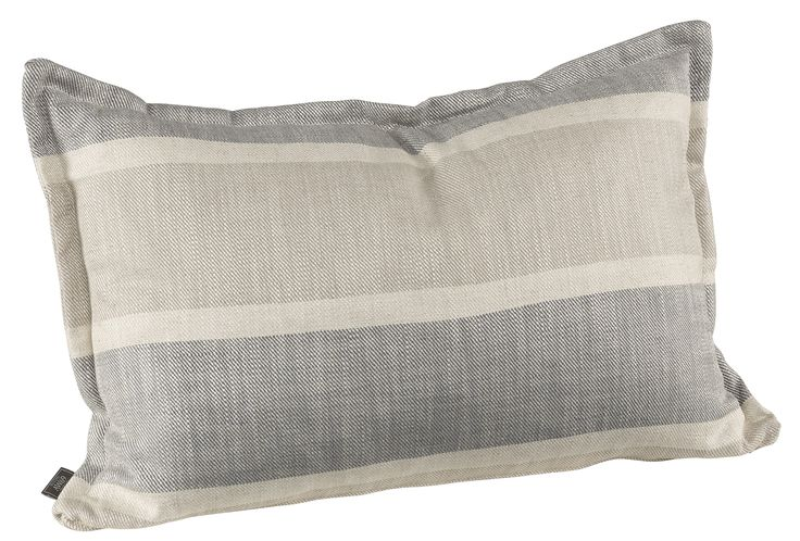 Spinney Grey Rectangle Cushion