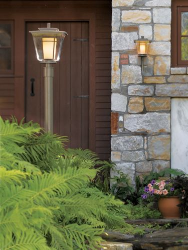 Beautiful Outdoor Lighting From Hubbardton Forge Beacon Hall Outdoor Post Light 344820 Http