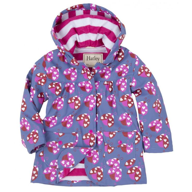 Hatley Impermeabile Coco Fate Folletti Baby - Shop Online