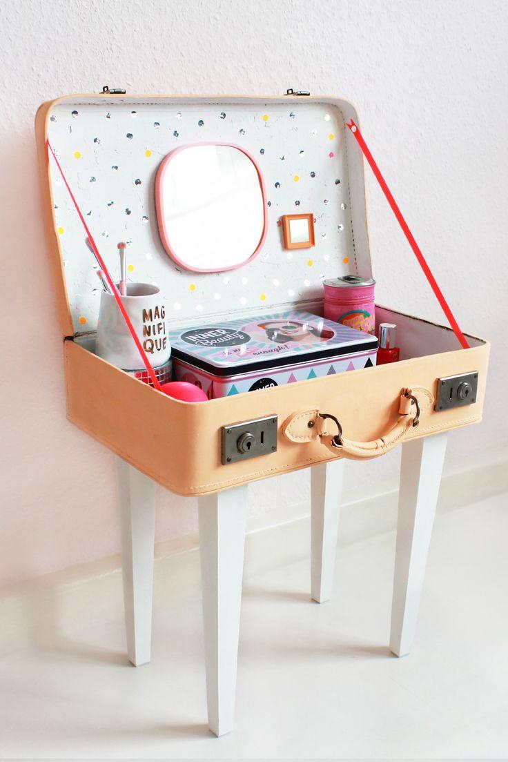 die besten 25 vintage zum selbermachen ideen auf pinterest vintage schlafzimmer dekor. Black Bedroom Furniture Sets. Home Design Ideas