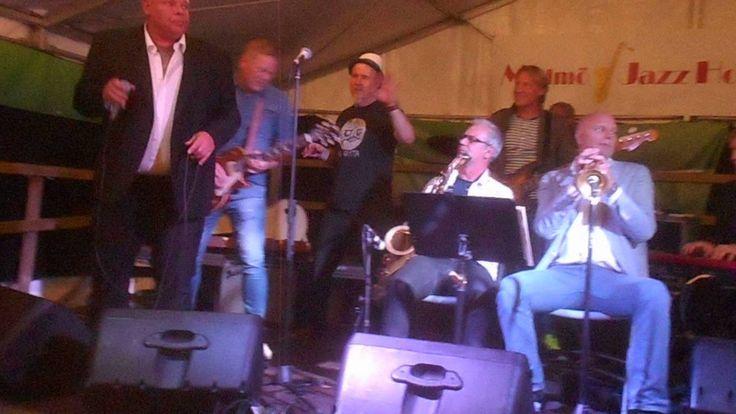 Stellan Viking/T-Bone Shuffle/Jörgen Åsling's Roots&Friends @ Swingtent ...