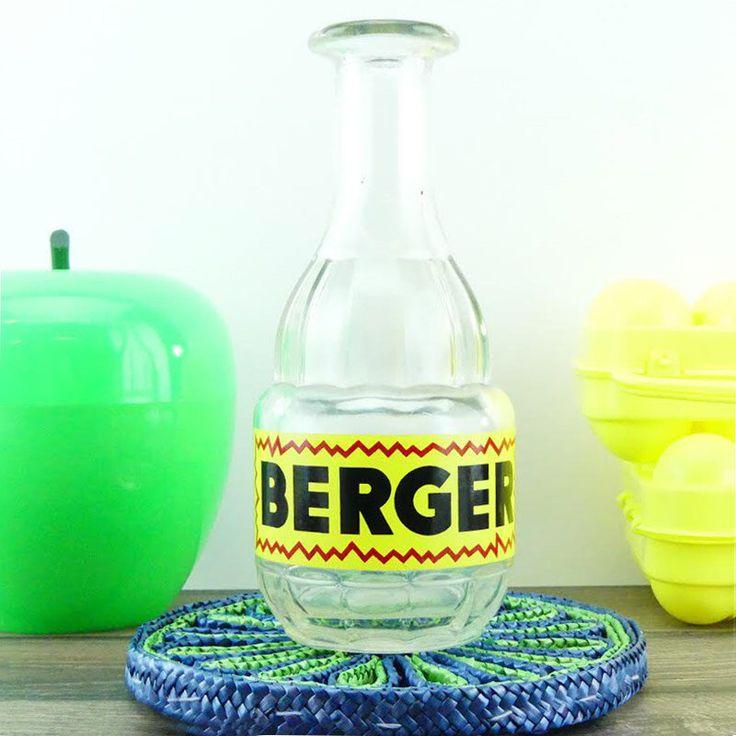 Carafe Berger Vintage - French Berger Jug - Pastis Water Pitcher - Vintage Jug - Rare bistro jug - French bar vintage par ChezUlysseVintage sur Etsy https://www.etsy.com/fr/listing/450274308/carafe-berger-vintage-french-berger-jug