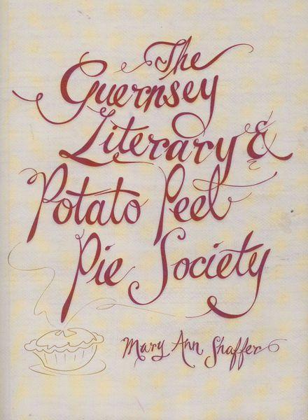 The Guernsey Literary & Potato Peel Pie Society... *****: Peel Pies, Books Online, Books Club, Books Worth, Pies Society, Potatoes Peel, Guernsey Literary, Anne Shaffer, Mary Anne
