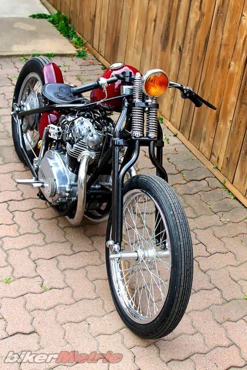 233 best dream bike custom images on pinterest vintage xs650 custom bobber fandeluxe Image collections