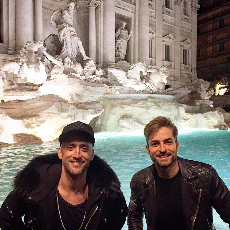 Paulo Gustavo curte lua de mel com Thales Bretas na Itália
