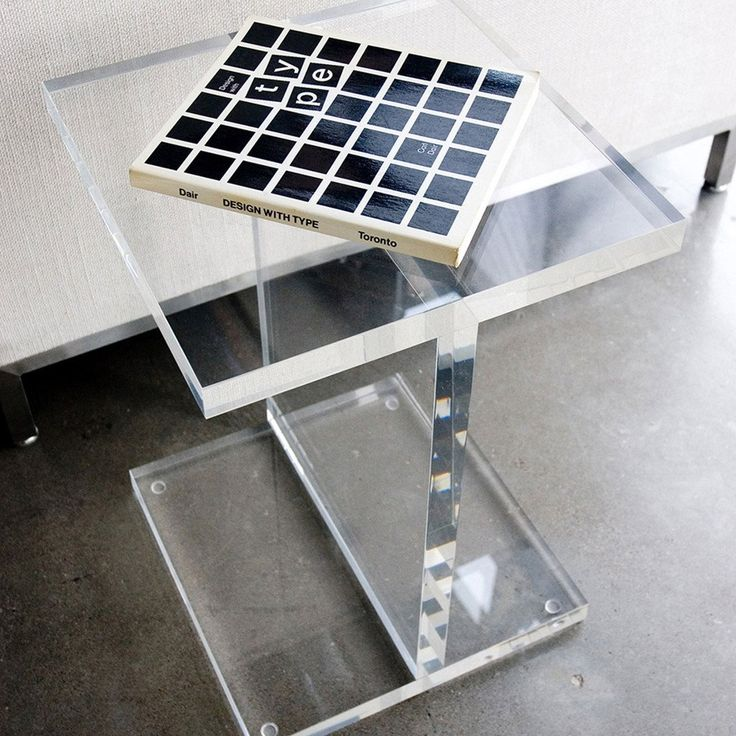 Best 25+ Acrylic Table Ideas On Pinterest